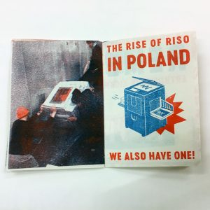 Rise of Riso in Poland Oficyna Peryferie