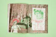 """zine """"jak przetrwać w lesie"""""""