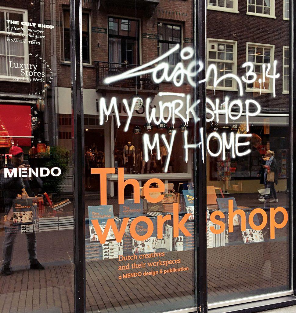 TOP5 księgarni artystcyznych w Amsterdamie