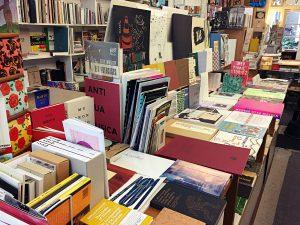 TOP5 księgarni artystycznych w Amsterdamie
