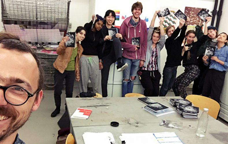 Jak zrobiliśmy książkę w stylu Anty-Dizajn. Podsumowanie warsztatów [cz.2]