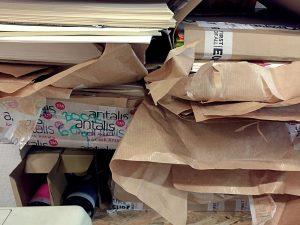 Jak zdobyć papier na zina?