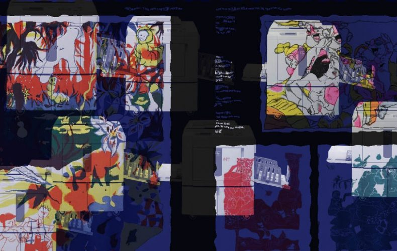 Samodzielne i autonomiczne drukowanie – wywiad z John'em Z. Komurki, autorem Risomanii