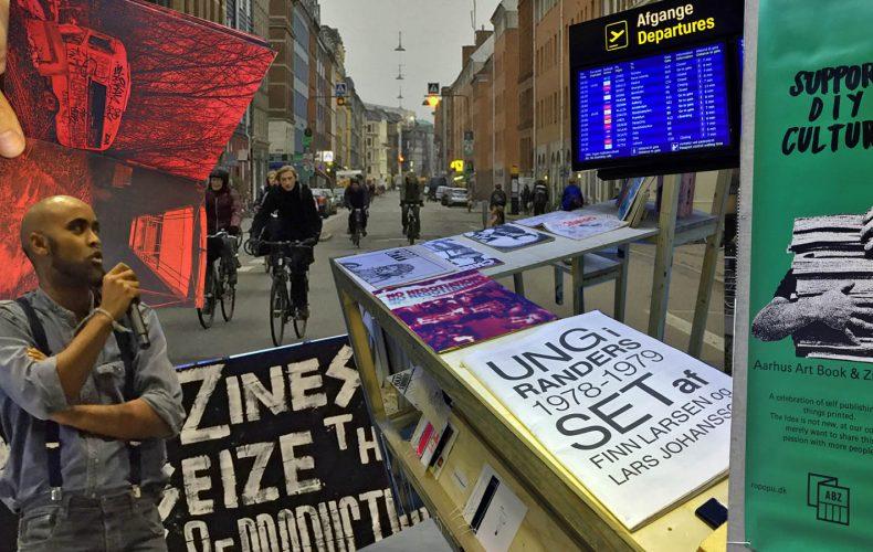 Aarhus Artbook & Zine Fest 2017 – coverage