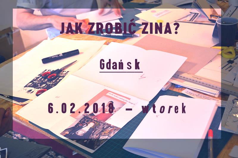 2018.02 gdansk Jak Zrobić ZIna?