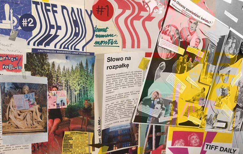 Jak zrobiliśmy TIFF Daily? Podsumowanie warsztatów na TIFF Festiwal