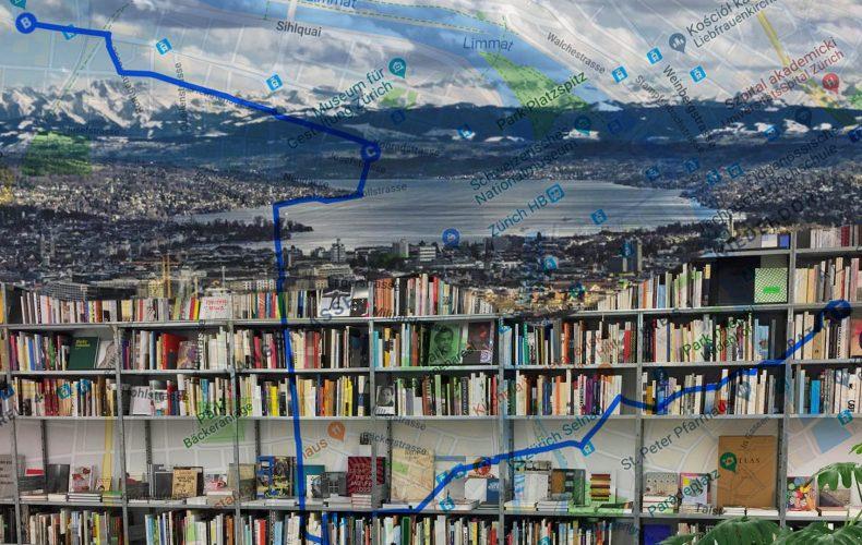 TOP5 księgarni artystycznych w Zurychu