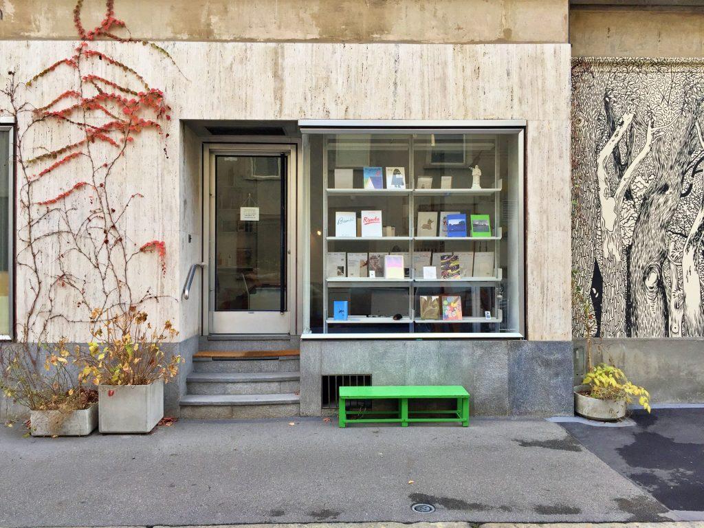 Oficyna Peryferie - top Zurich Artbooka shops